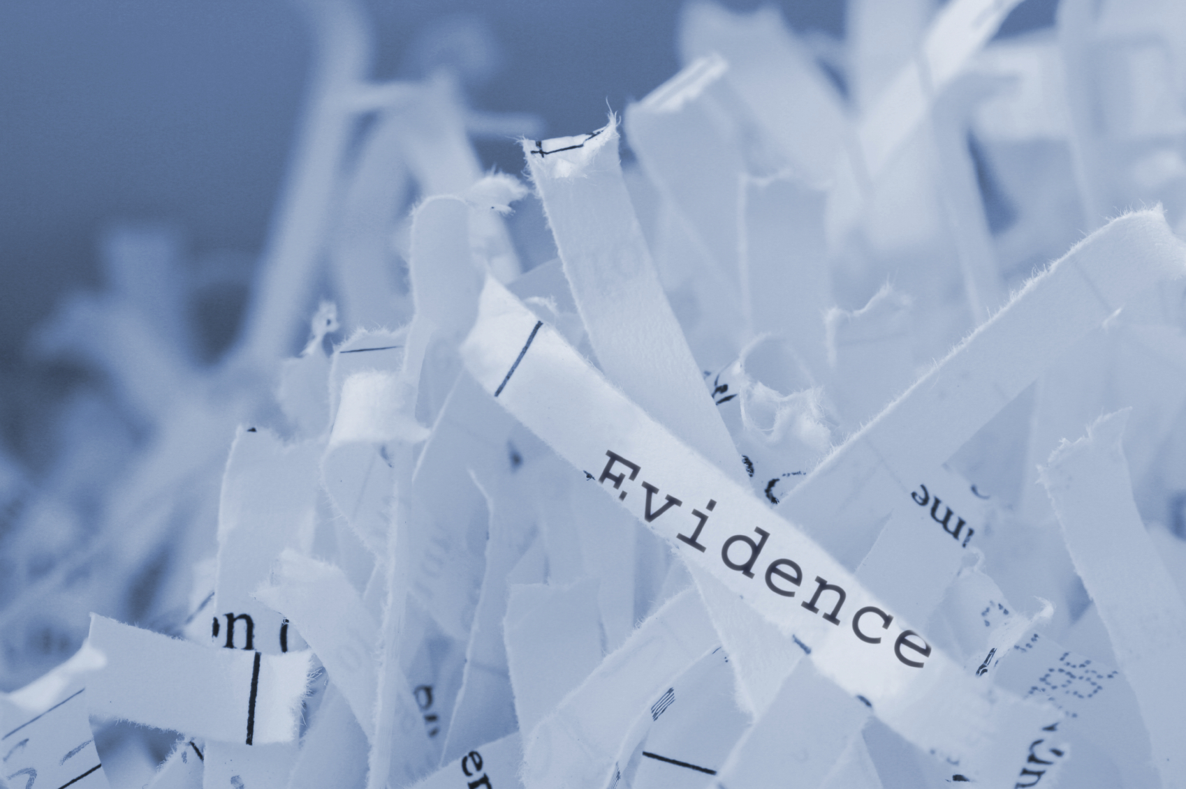 what to do with notes from an internal investigation