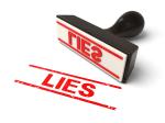 lies stamp