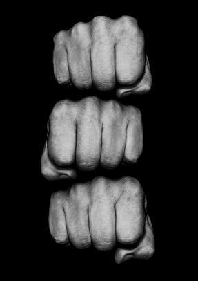 Fist pile